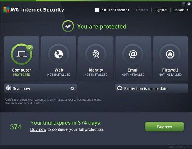 AVG Antivirus 2016 License Key Till 2018