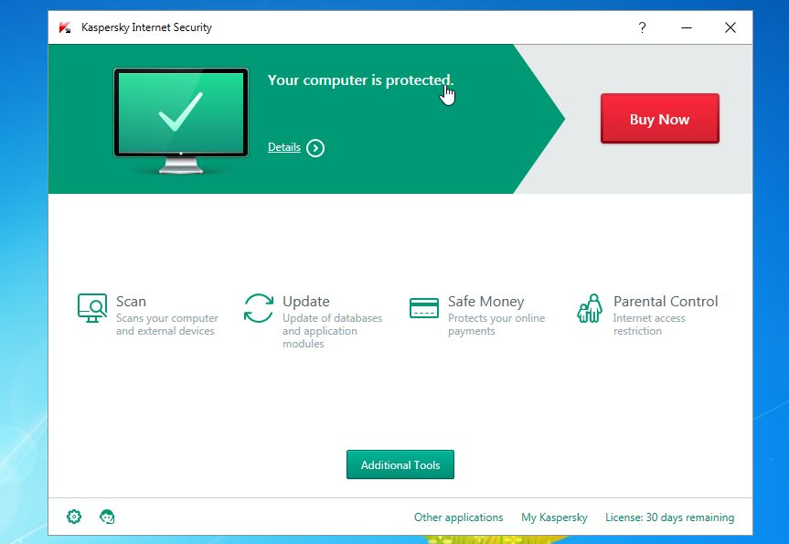 Kaspersky AntiVirus 2011 for Mac 6 Months Free License Key