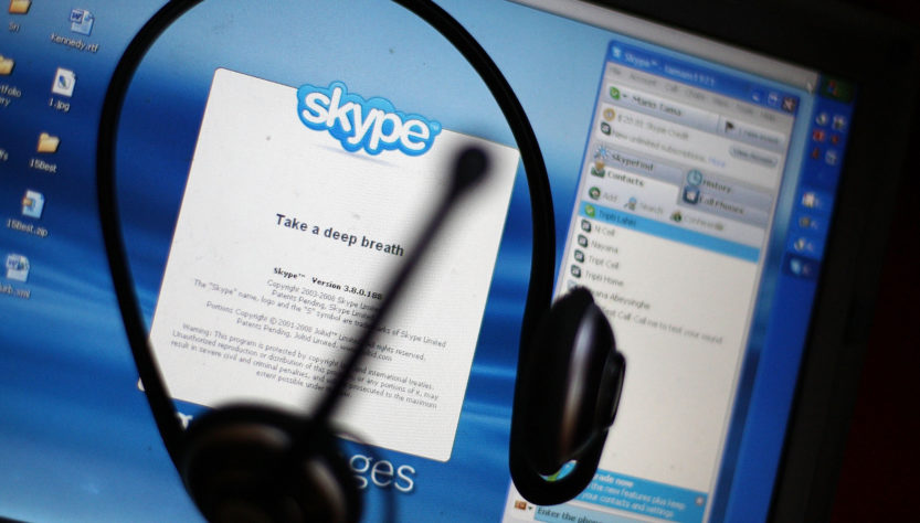 One Month Free Unlimited Skype