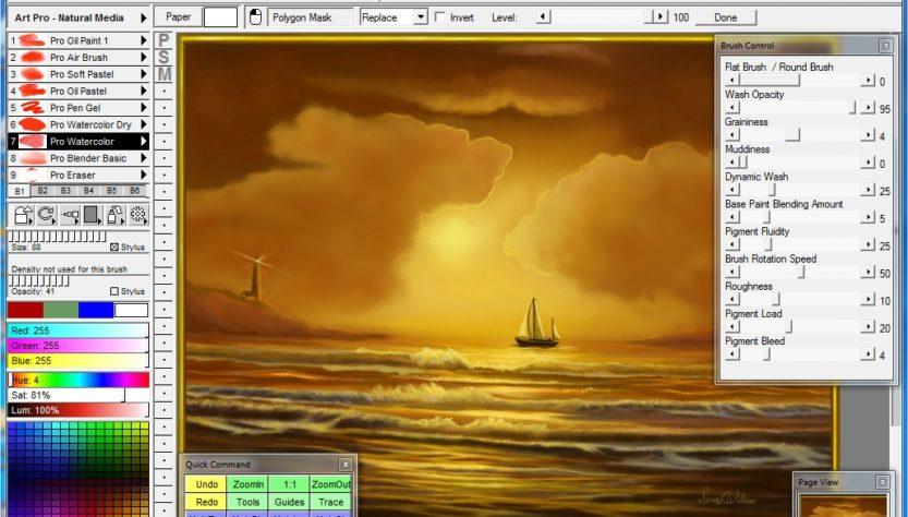 Pixarra TwistedBrush Pro Studio 17 Free License Keys