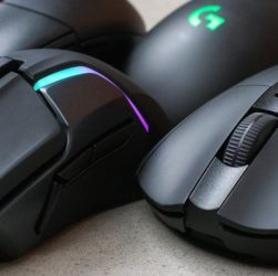 Wireless Gaming Mouse Devices